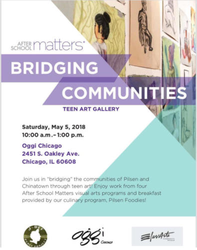 Bridging Communities Teen Art Gallery